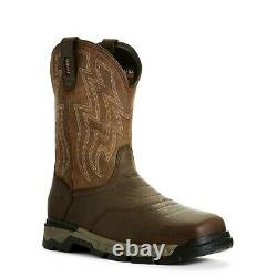 Ariat Men's Rebar Flex Composite Toe Western Work Boots 10027318