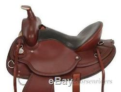 Draft Horse Western Saddle Draft Horse Bars -Pick from Seat 15.5,16.5,17.5