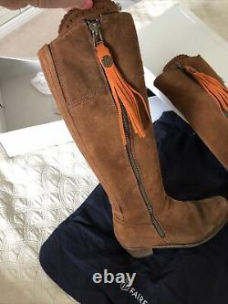 Fairfax And Favor Boots Size 8