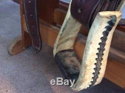 Genuine Billy Cook Western Saddle Sulphur Oklahoma