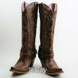 Junk Gypsy by Lane Boots Vagabond Women's Western Cowgirl Boots Size 10