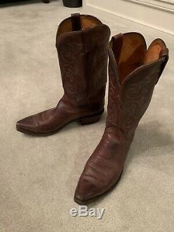 Lucchese Mens Boots 12D