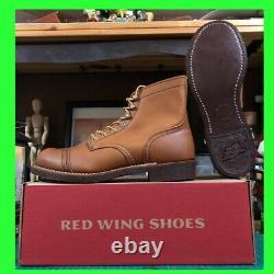 Red Wing Iron Ranger 8112
