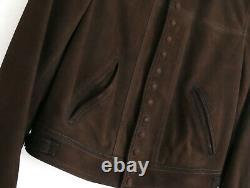 Saint Laurent x Hedi Slimane SS15 £3500 1970s Inspired Jacket FR42/UK12
