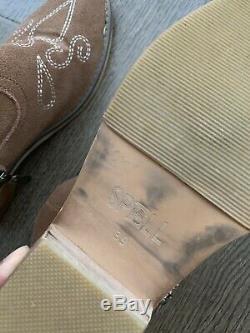 Spell Design Cactus Rose Boots EURO 39 US8.5