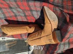 Tall Sendra Cowboy boots Model 7555 US 11