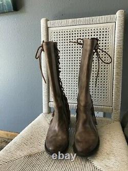 WOWFreebird by Steven Women's FB Reese-K Harness Boots SZ 8