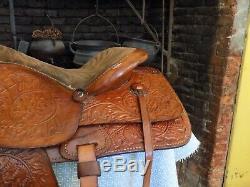 Western Trail Pleasure Saddle