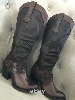 Womens CUADRA western boots