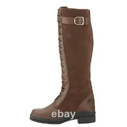 Ariat Women's Waterproof Insulated Coniston Tall H2o Bottes De L'ouest 10001382