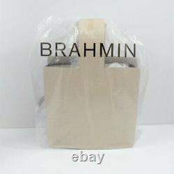 Authentique Brahman Faith Pecan Melbourne Crossbody Sac À Bandoulière Nwt