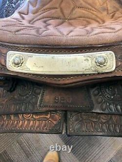 Big Horn 15 Western Saddle Pleasure
