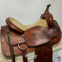 Dale Chavez 17 Saddle Western