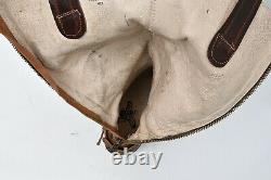 Freebird Par Steven Dakota Rugged Hand-distressing Leather Western Belted Boots 8