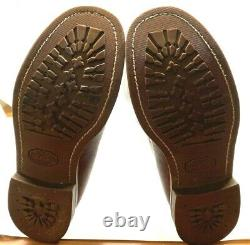 Gokey Botte Sauvage Snake Proof Boots Brown Leather Bull Hide Engineer