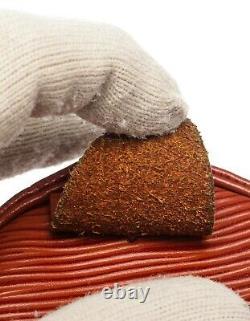 Louis Vuitton Brown Cuir Epi Speedy 25 CM Sac Besace