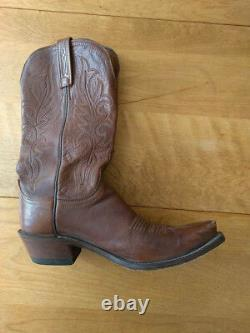 Lucchese, 1883, Bottes Pour Femmes, Taille 8.5