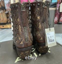 Mesdames Ariat Diva Cowboy Bottes Uk Taille 6