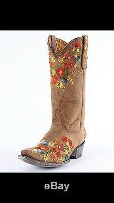 Nouveau! Boot Flore Old Gringo. Taille 10