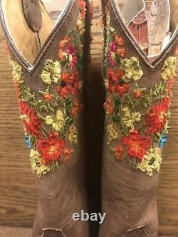 Nouveau! Boot Flore Old Gringo. Taille 9.5