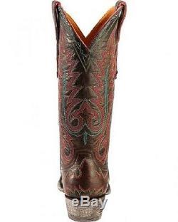 Nouveau Dans La Boîte Old Gringo Re Nevada Chocolat Femmes Western Boot Sz 10 500 $