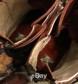 Rare Freebird Par Steven Bottes Fb Circé Sz 10 Boho Hippie Cowboy Country Boot