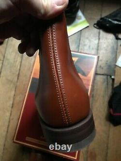 Rm Williams Craftman Tan Taille D'un An 8 G
