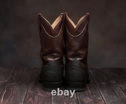 Tecovas Le Cowboy Cowboy Homme Roper Lizard Bottes 9d